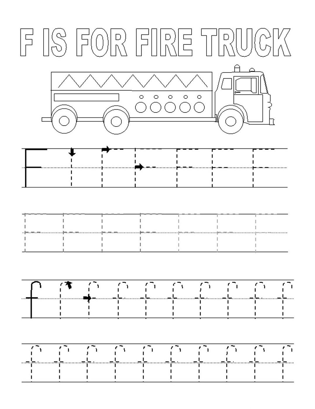 Abc Tracing Sheets for Kids