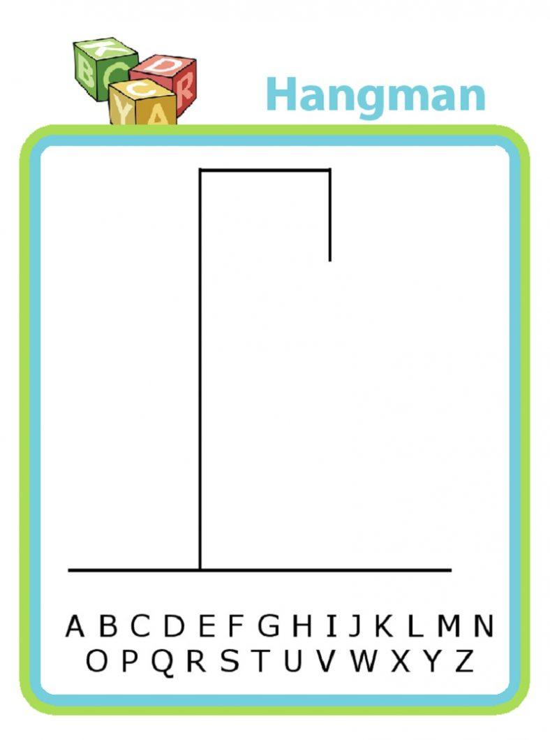 Hangman Word Game for Kids