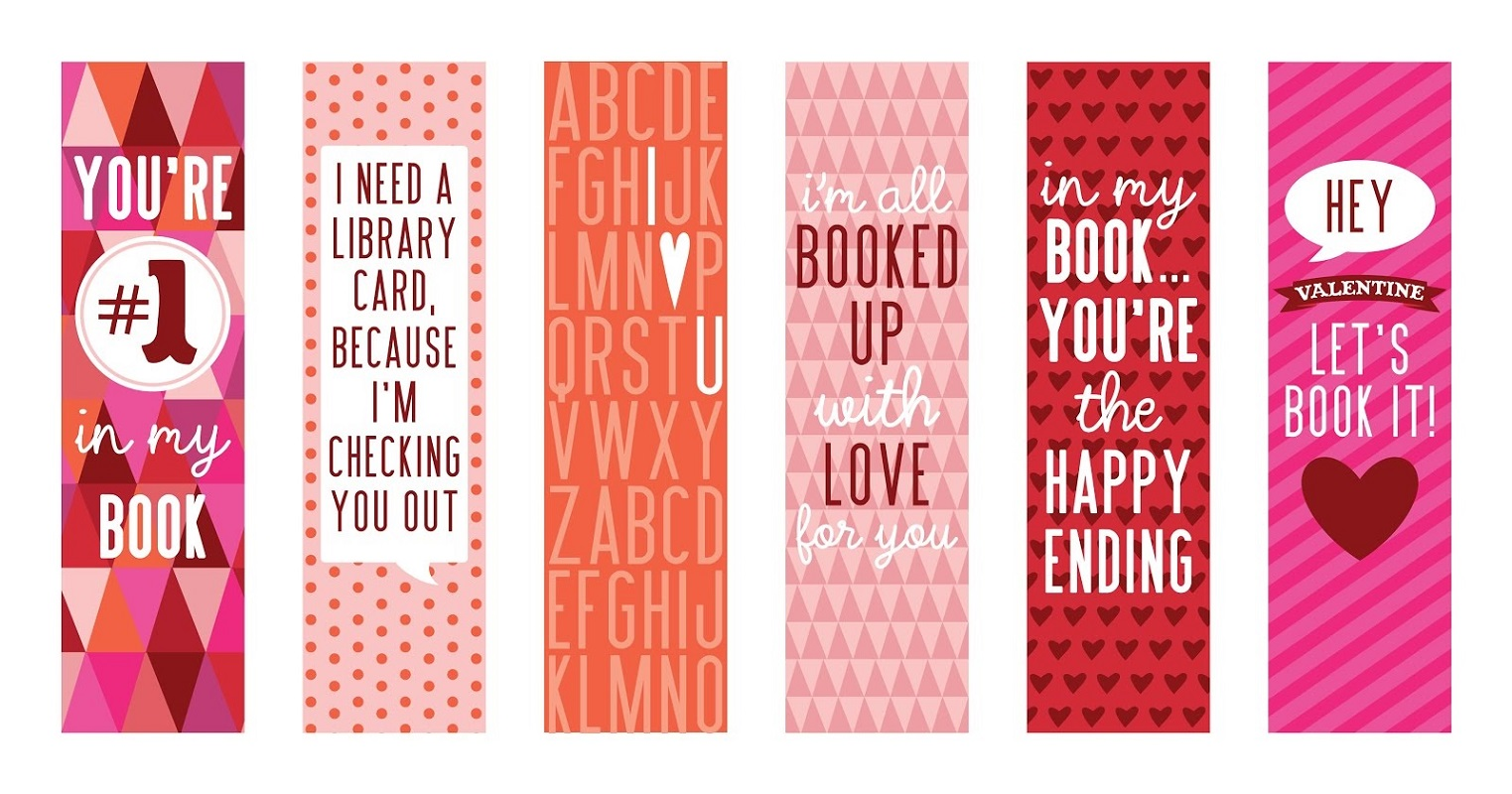 Cute Bookmarks For Girls