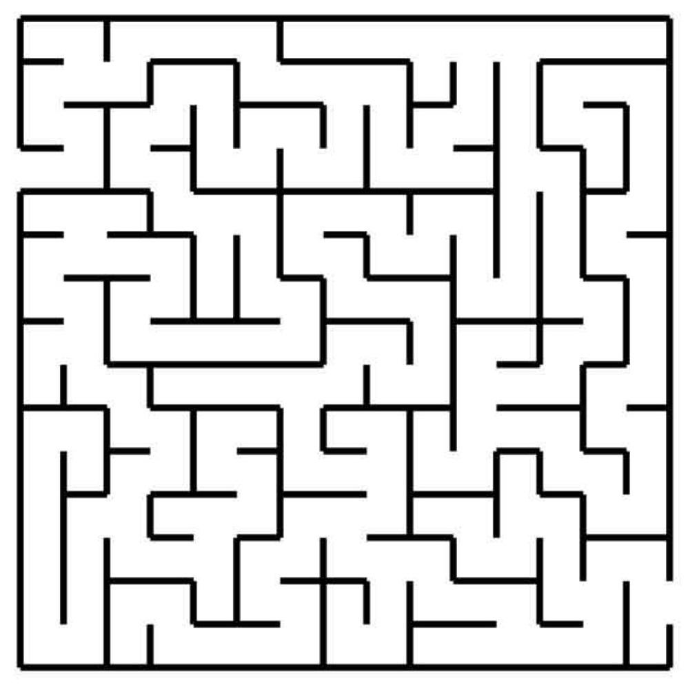 Hard Maze for Kids