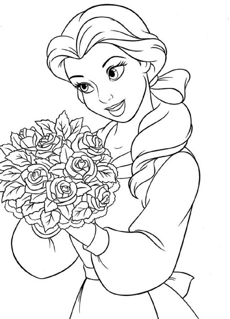 Coloring Pages Printable for Girls