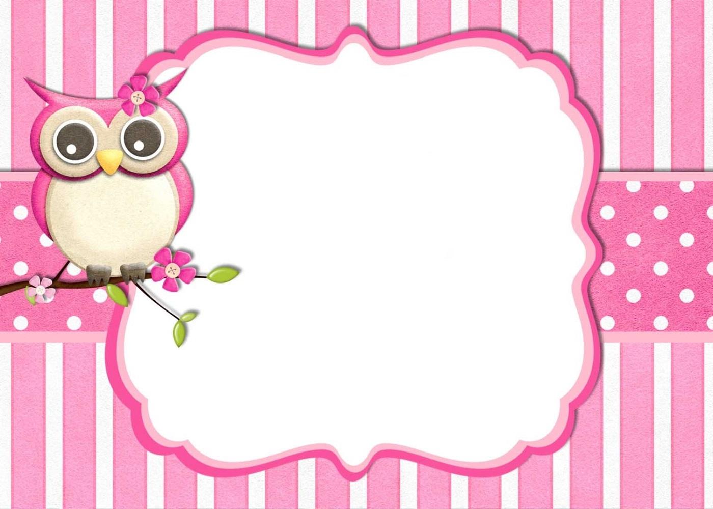 Cute Invitation Free Printable Templates