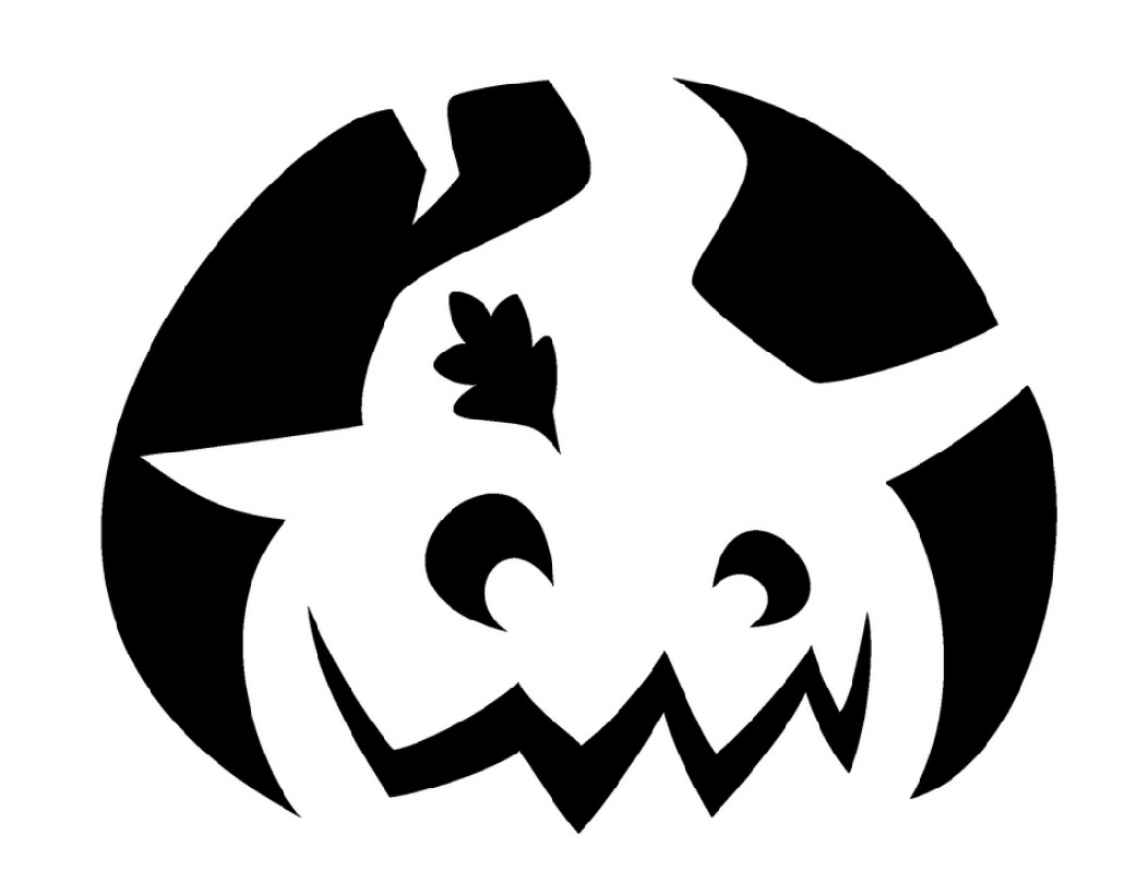 Halloween Stencils Printable