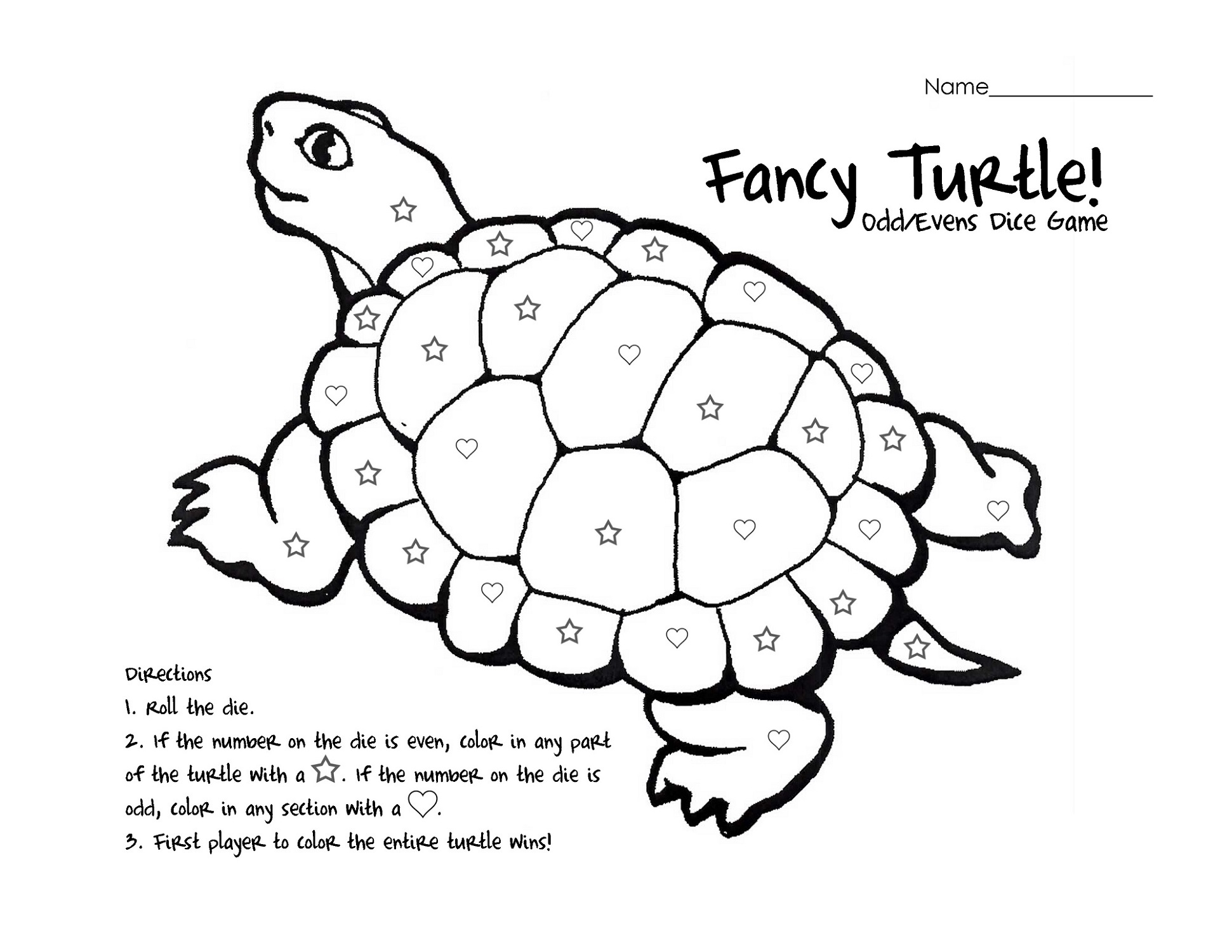 Coloring Odd And Even Numbers Worksheets