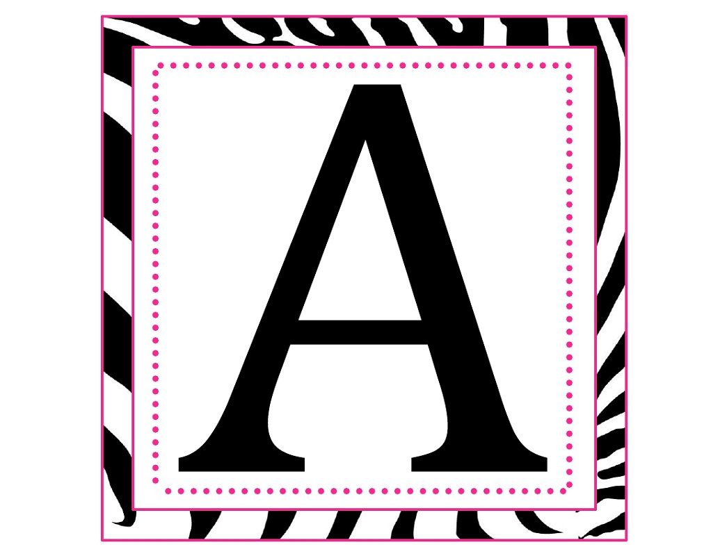 Alphabet Letter A Printable