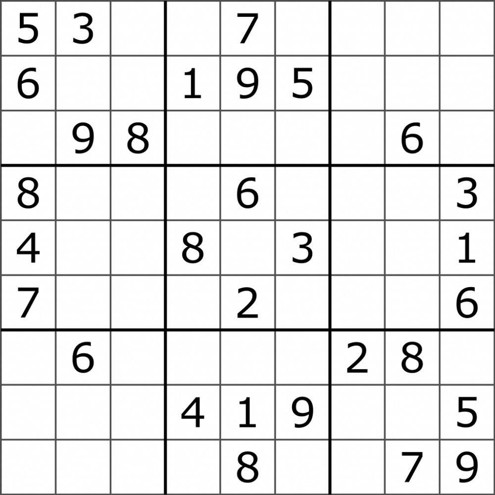 Easy Sudoku High Fives