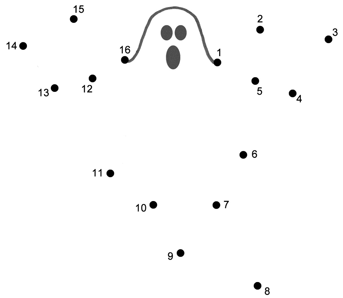 Dot to Dot Lower Case Alphabet Worksheets