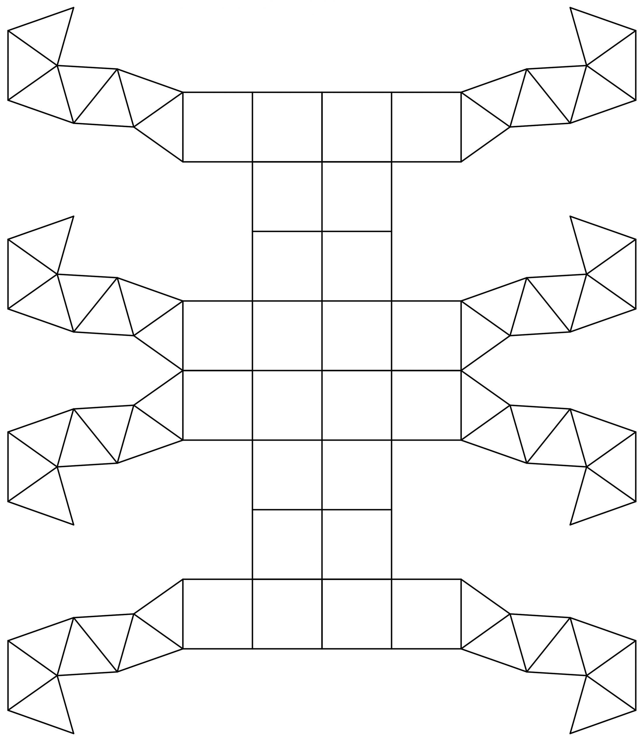 Math Shape Nets