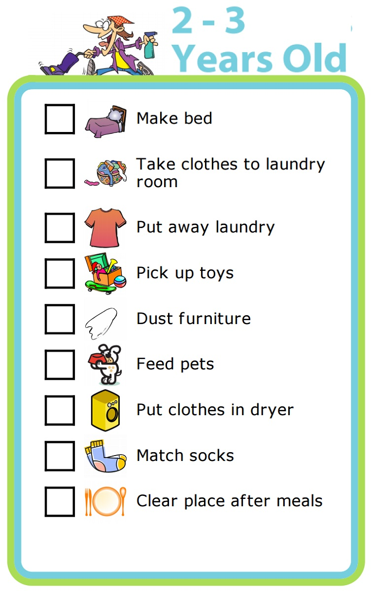 Printable Worksheets For 2 Year Olds