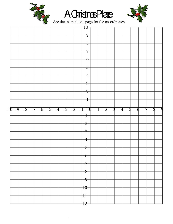 printable math grids worksheets