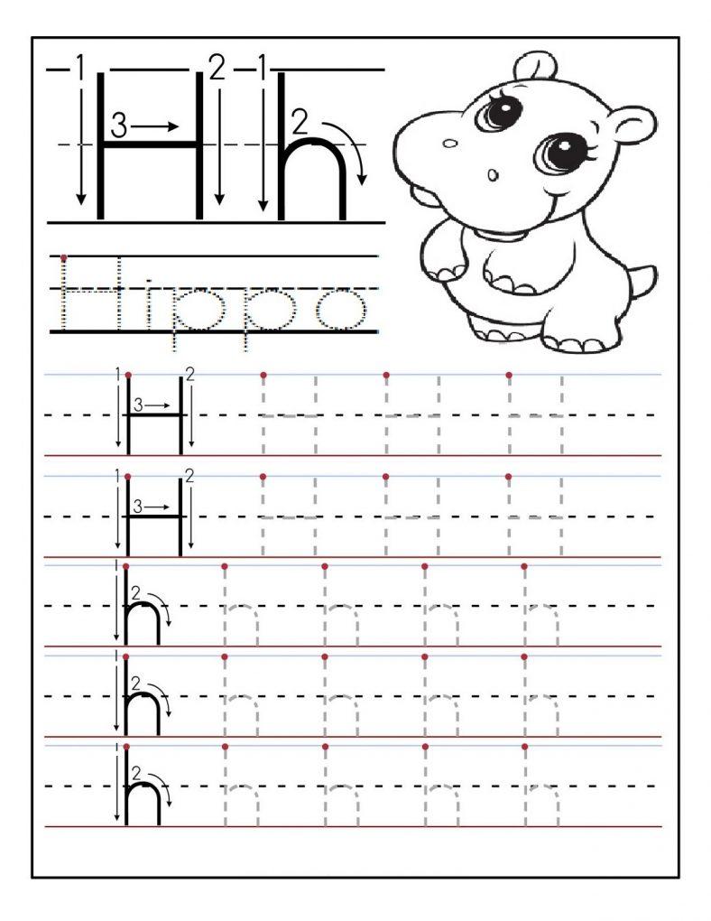 free traceable alphabet worksheets for kids