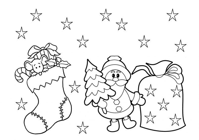 chirstmast free printable activities for preschoolers