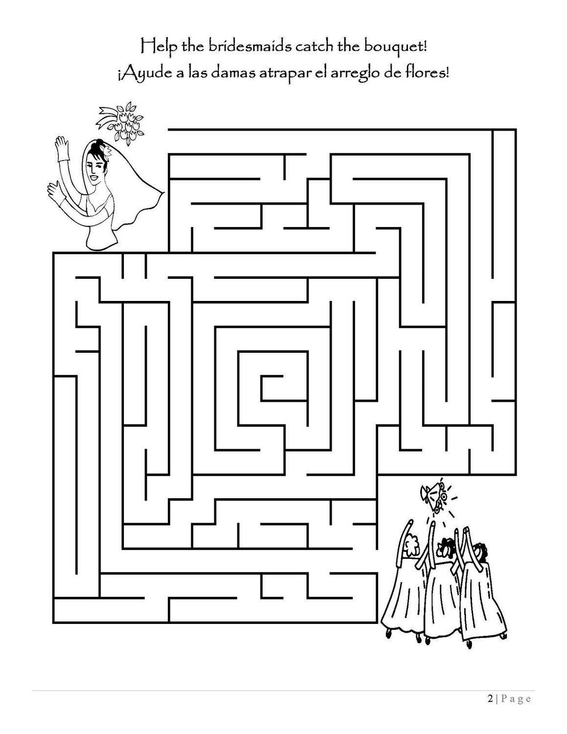 maze fun activity pages for kids