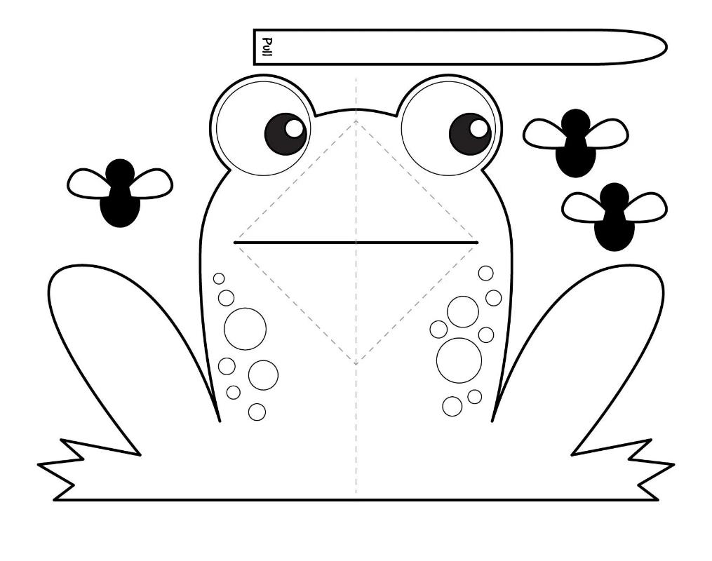 printable frog activities for kids
