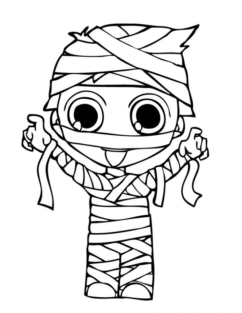 Cute Mummy Pictures For Kids